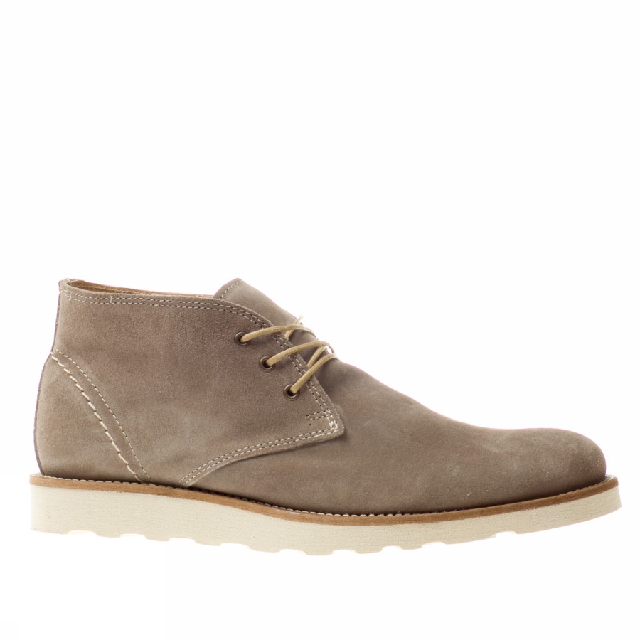 Foto CHUKKA SUEDE CAMEL JACK AND JONES Shoes