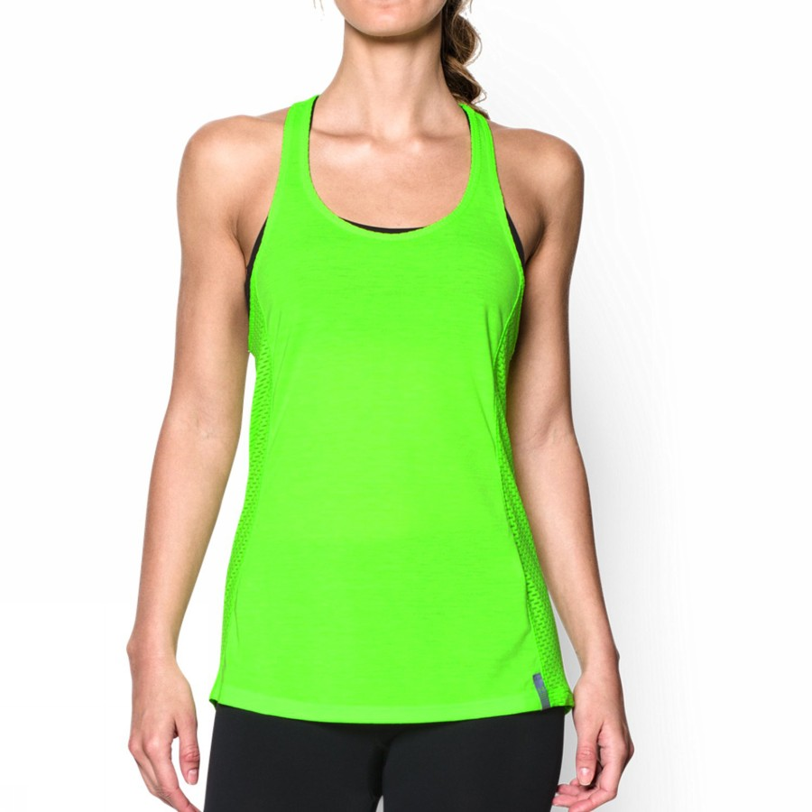 Foto FLY BY STRETCH MESH TANK UNDER ARMOUR