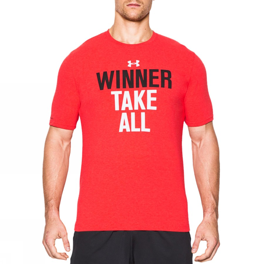 Foto WINNER TAKE ALL SS T UNDER ARMOUR