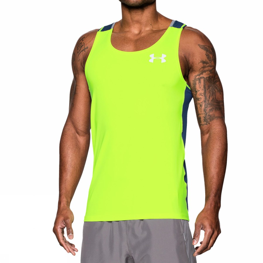 Foto COOLSWITCH RUN SINGLET UNDER ARMOUR Activewear