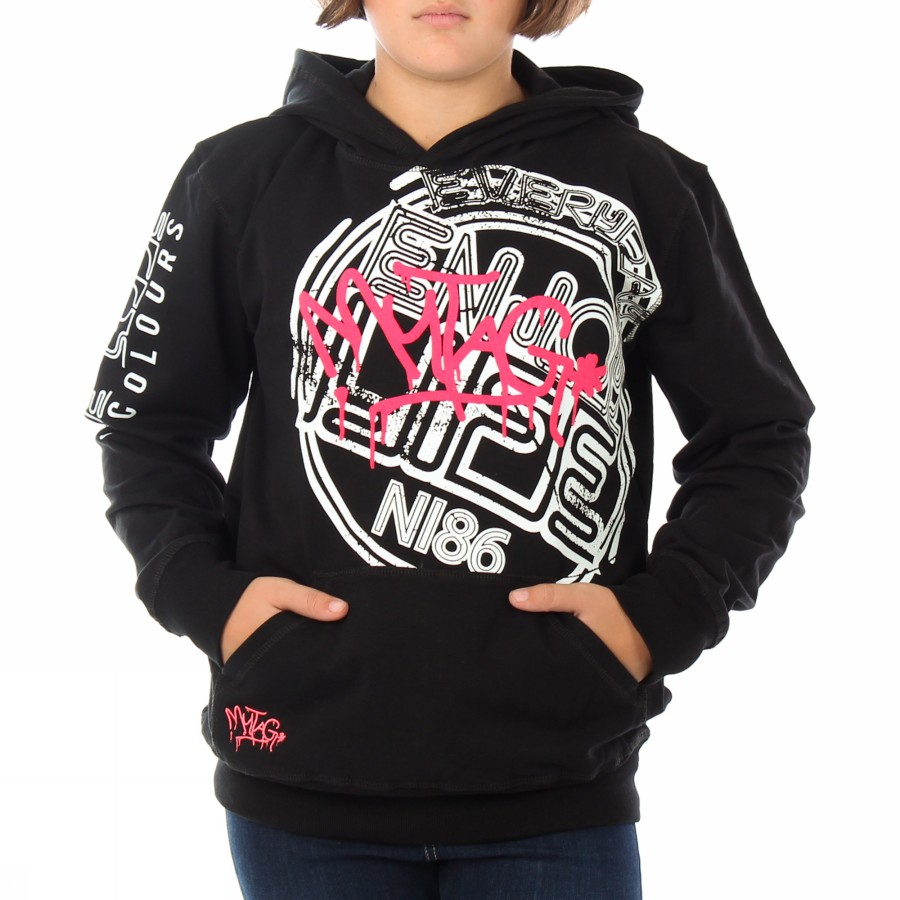 Foto KORE KIDS LS SWEAT NAME IT