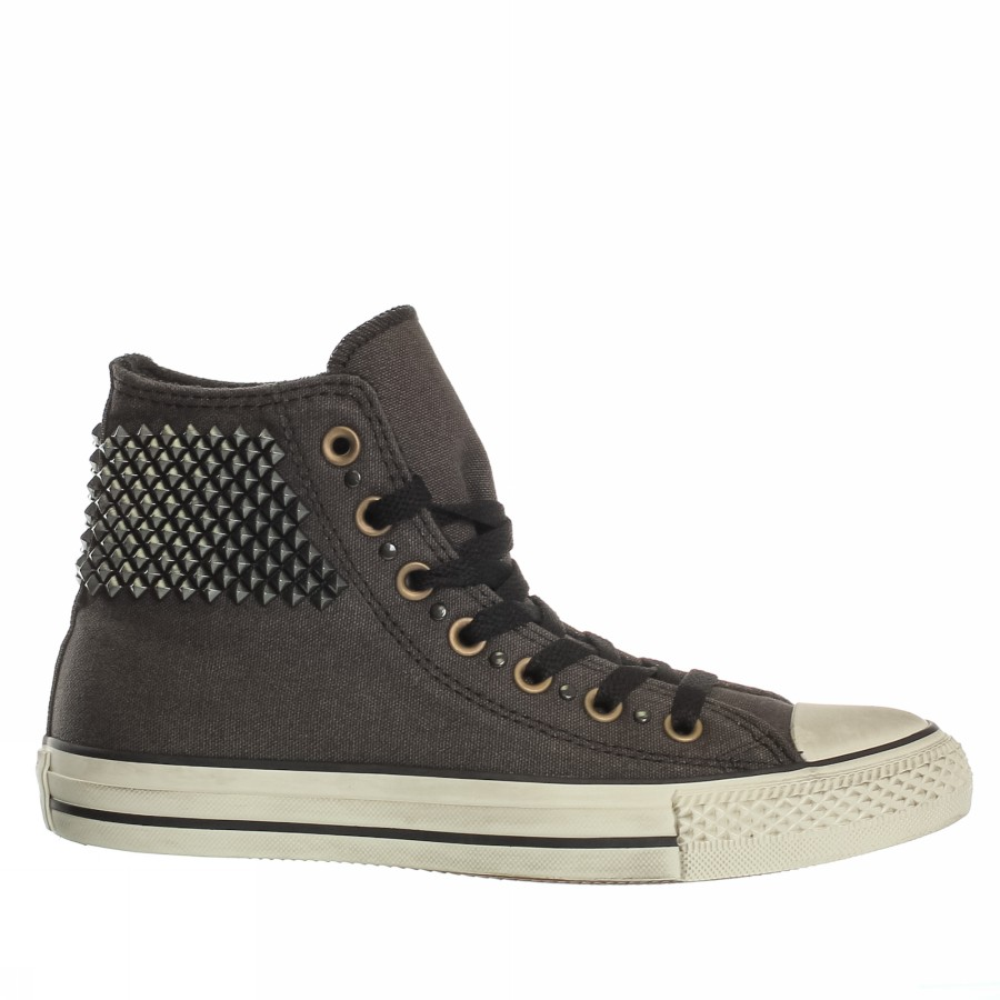 Image of ALL STAR HI CANVAS STUDS TERRY