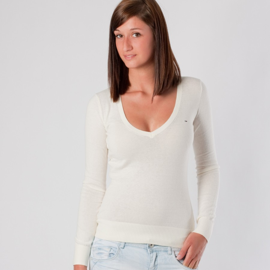 Foto PEBE VN SWEATER LS TOMMY HILFIGER
