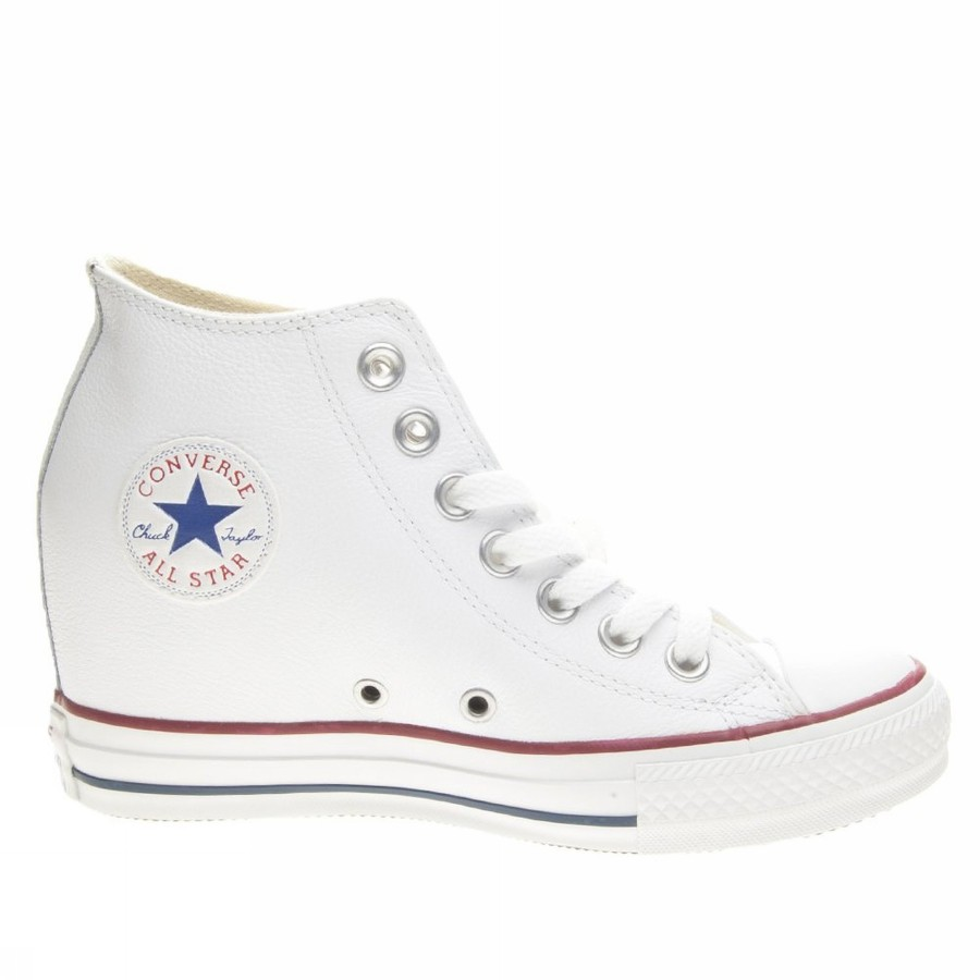 Foto ALL STAR MID LUX LEATHER CONVERSE