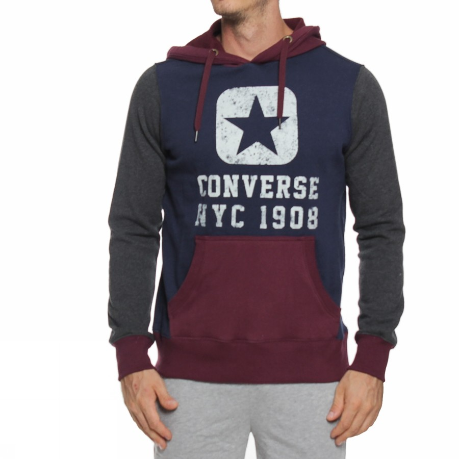 Foto FL SWEAT LOGO MAN NYC HD CONVERSE