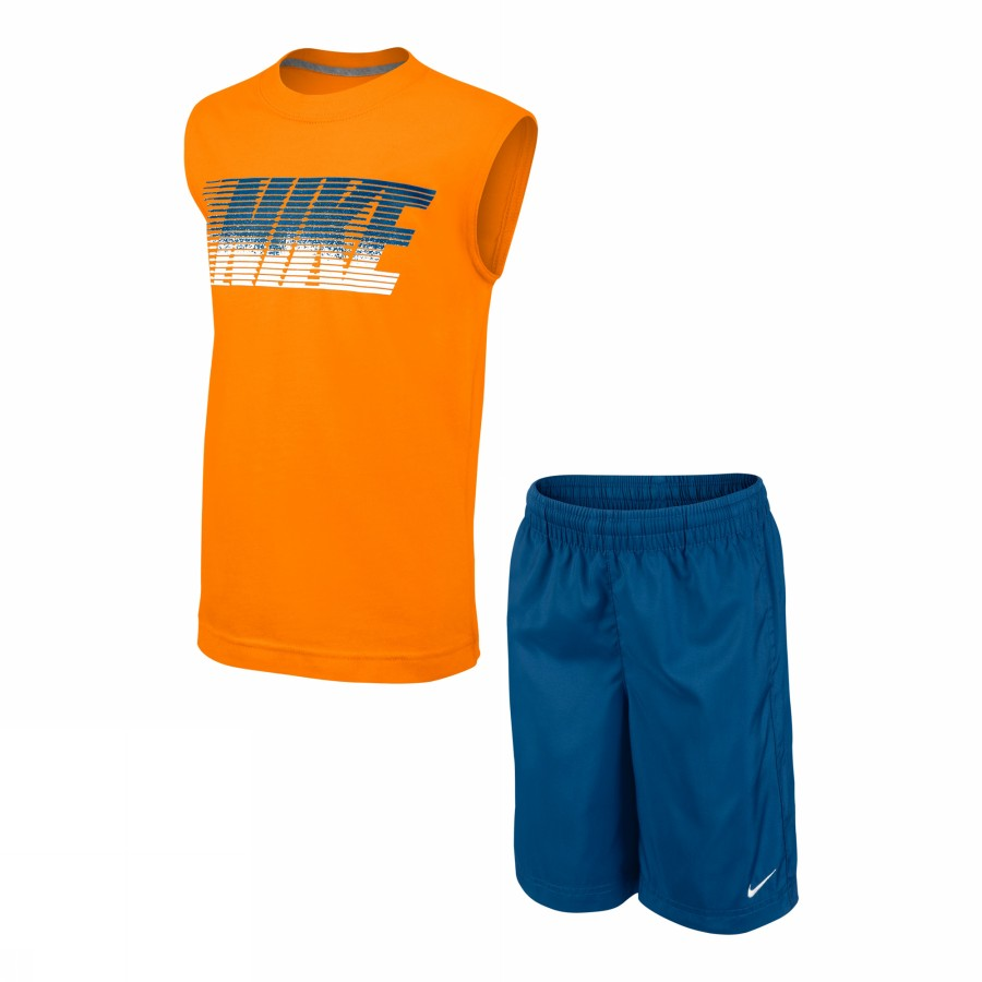 Foto MIXED SET SLVLS +SHORT LK NIKE
