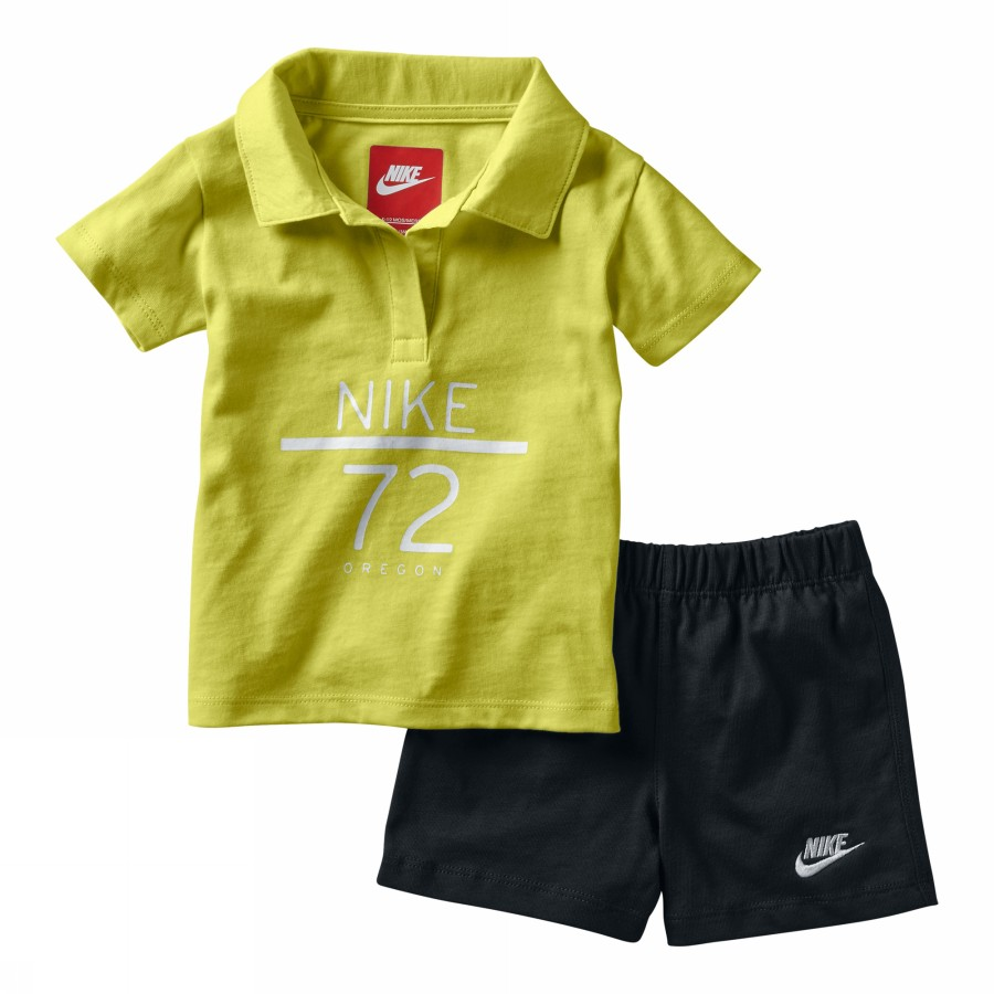 Foto J SET POLO +SHORT INF NIKE