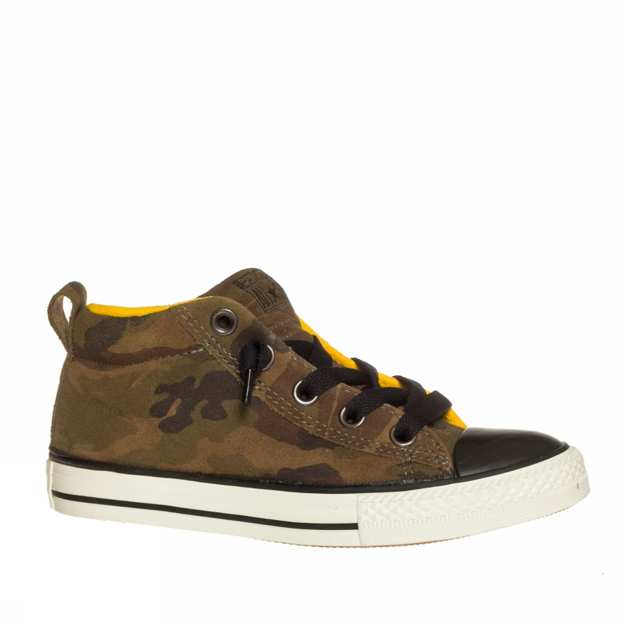 Foto ALL STAR STREET MID SUEDE CONVERSE