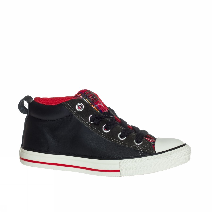 Foto ALL STAR STREET MID SUEDE CONVERSE Shoes
