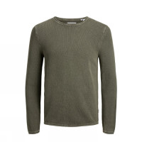 JJROLL KNIT CREW NECK JR