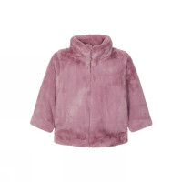 NMFMAMY FAUX FUR  JACKET