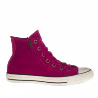 ALL STAR HI DOUBLE ZIP SUEDE