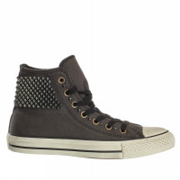 ALL STAR HI CANVAS STUDS TERRY