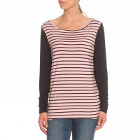 SCOTTSDALE LS STRIPE TOP