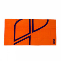 BICOLOR TOWEL FLUO ORANGE