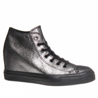 ALL STAR MID LUX SUEDE METAL P