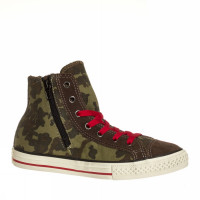 ALL STAR HI SIDE ZIP