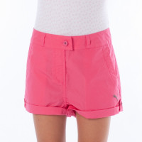 AFRICA COTTON WOVEN SHORTS