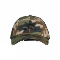 CAMO BBALL CAP