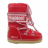GRANDBOOT RED KID