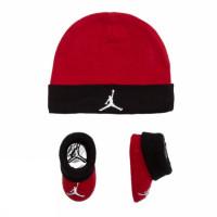 BASIC JORDAN HAT AND BOOTIE