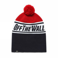 BY OFF THE WALL POM BEANIE