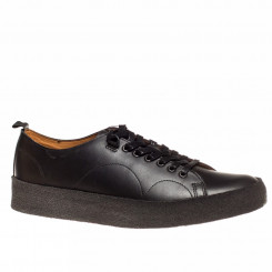 GEORGE COX TENNIS SHOES LEATHER