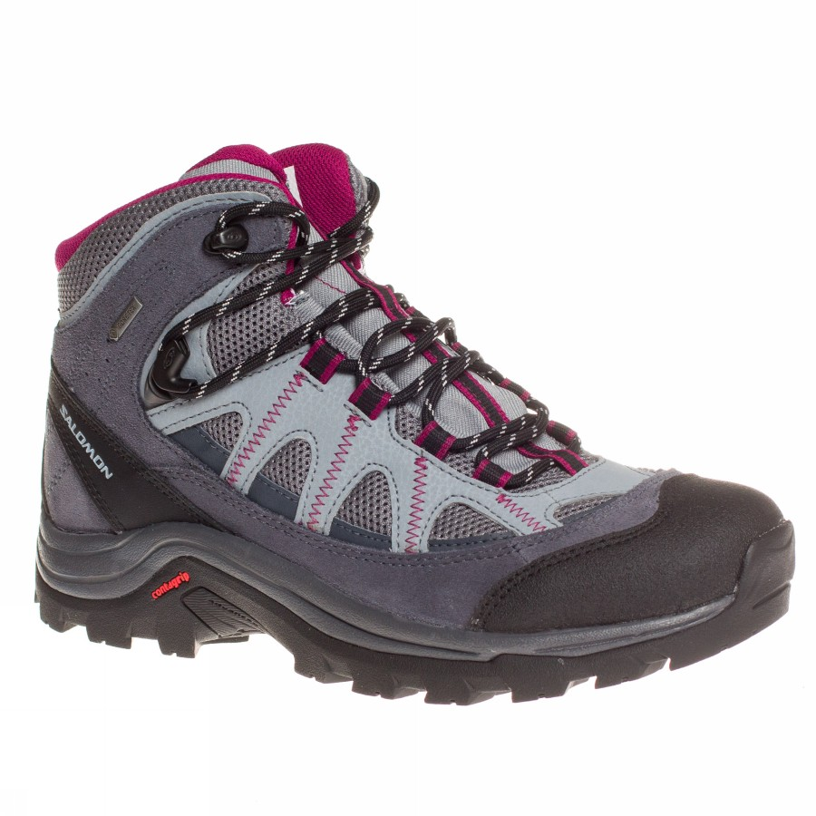 Foto AUTHENTIC LEATHER GTX W SALOMON