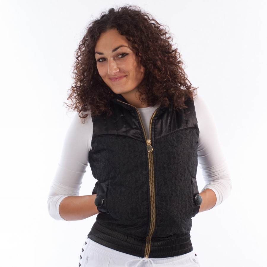 Foto LACE PUFF VEST ADIDAS Activewear